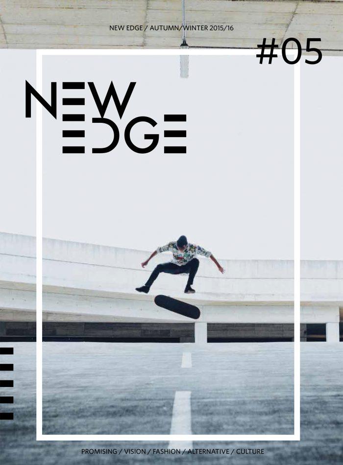 NEW EDGE 05 AUTUMN WINTER