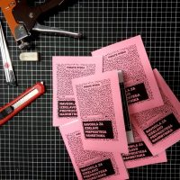 DIY Back Backpack Zine