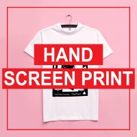 PPX PLATONIK hand screen print