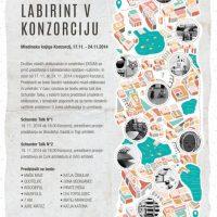 Skupinska razstava Doum: Labirint  (Konzorcij)