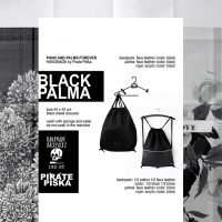 PiratePiska Black Palma Kolaz