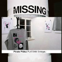 PiratePiska Embryo Missing Poster