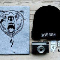 PiratePiska Gostwood Bear 2