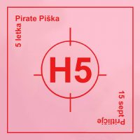 PiratePiska POP 5LETKA 1