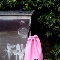 PiratePiska Backpack Pink