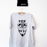 PiratePiska Fox Tshirt
