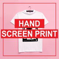 PiratePiska Handscreenprint