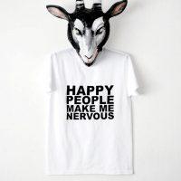 PiratePiska Happy Tshirt
