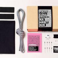 PiratePiska How To Make Backpack