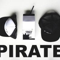 PiratePiska Winter Skull Kapa 1