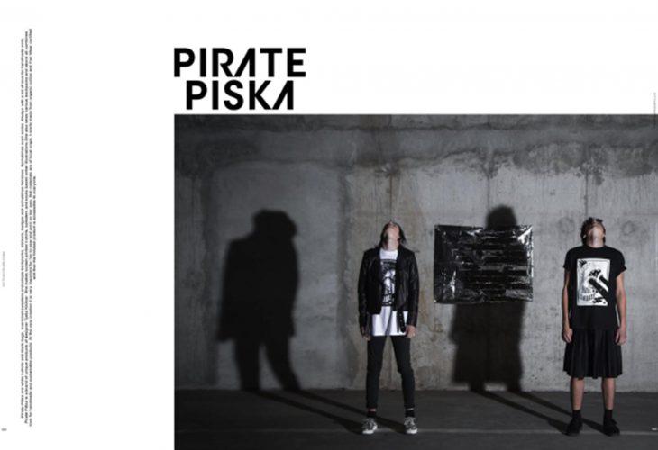 PiratePiska Style Mag 1