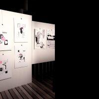 Bienale Slovenske Neodvisne Ilustracije Pirate Piška grafike