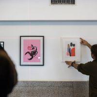 Bienale Slovenske Neodvisne Ilustracije Pirate Piška - printi in grafike