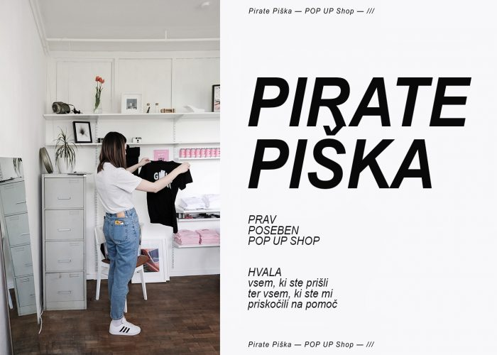 Pirate piška_pop up shop_Maja Krvina_Pirate Piška 1